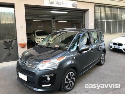 used Citroën C3 Picasso 1.6 hdi 90 exclusive diesel