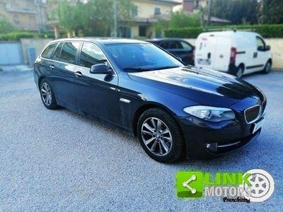 usata BMW 525 Serie 5 d Xdrive Futura, anno 2013, manutenzione curata, con garanzia