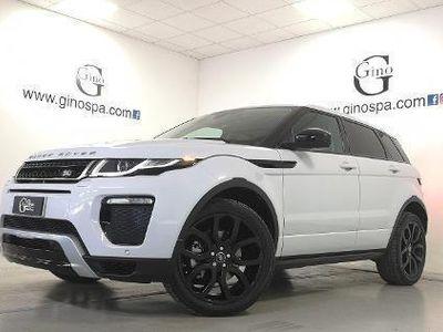 usata Land Rover Range Rover evoque 2.0 TD4 180 CV 5p. Pure