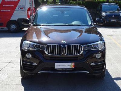 usata BMW X4 xDrive 20d xLine #TETTO #UNIPRO