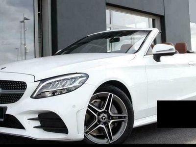 usata Mercedes C220 d cabrio amg premium aut.