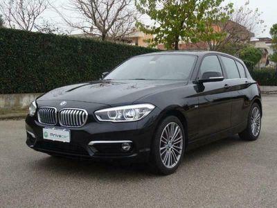 usata BMW 116 Serie 1 F/20-21 d Urban 5p