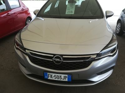 usata Opel Astra Astra 5ª serie1.6 CDTi 110CV Start&Stop Sports Tourer Dynamic Station Wagon/SUV [USATO]