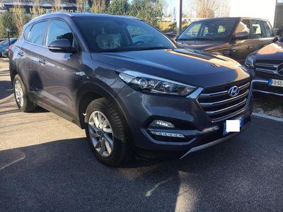 brugt Hyundai Tucson 1.7 CRD XPossib. 2WD -Navi Camera Tagl. KM 105000!
