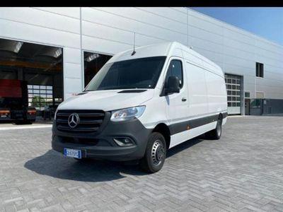 usata Mercedes Sprinter Sprinter414 CDI F 43/35 euro 6