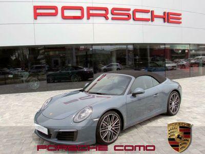 usata Porsche 911 Carrera S 991 3.0 Cabriolet-IVA ESP-FULL OPT