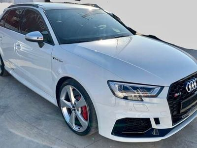 usata Audi RS3 SPB 400CV tetto-matrix-pelle totale uniproprietari