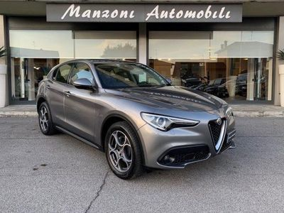 gebraucht Alfa Romeo Stelvio 2.2 Turbodiesel 210 CV AT8 Q4