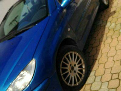 używany Peugeot 206 CC 16v 1.6 benzina