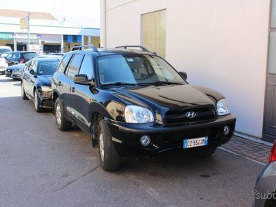 brugt Hyundai Santa Fe 2.0 CRDi TD 4WD Plus