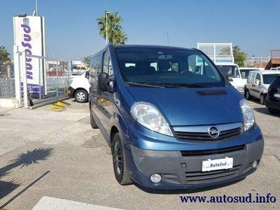 used Opel Vivaro 27 2.5 CDTI PC-TN Tour Cosmo Fap