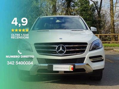 usata Mercedes ML250 BlueTEC 4Matic Sport