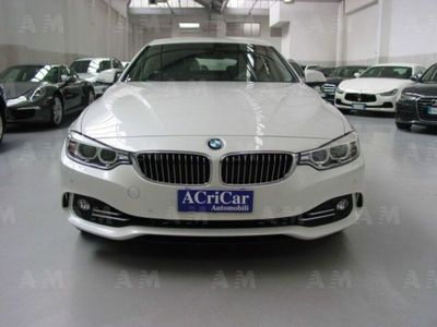 usata BMW 428 Serie 4 Gran Coupé i Luxury usato