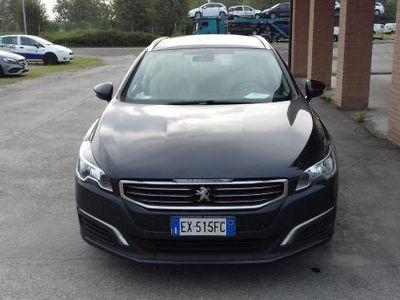 usata Peugeot 508 1.6 e-HDi 115 ETG6 Business Full Optionals
