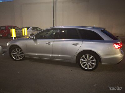 usado Audi A6 2.0 tdi avant 177 cv