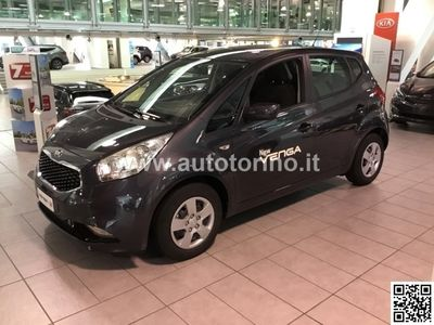 used Kia Venga VENGA New1.4 CRDi 90 CV diesel ACTIVE MY 2016