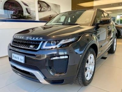 usata Land Rover Range Rover evoque 2.0 TD4 150 CV 5p. Dynamic