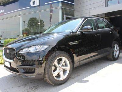 usata Jaguar F-Pace 2.0 D 180 CV AWD aut. Prestige MY2019