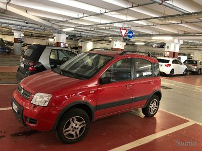 second-hand Fiat Panda 4x4 1.3 multijet - 2005