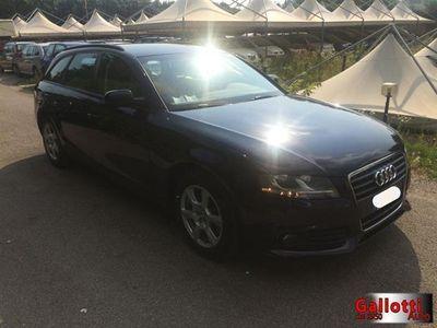 usata Audi A4 A4Avant 2.0 TDI 143CV F.AP.