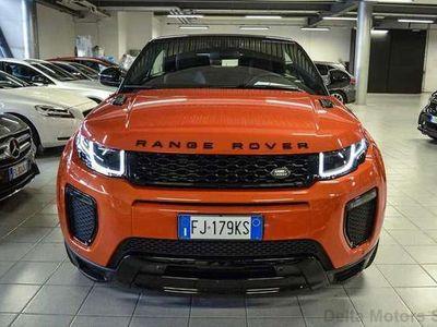 usata Land Rover Range Rover evoque RR Evoque R.R. Evoque Cabrio I 2016 DiesCabrio 2.0 td4 HSE Dynamic 180cv auto