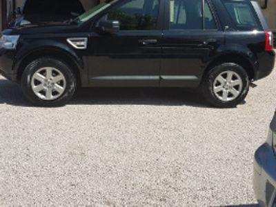 käytetty Land Rover Freelander 2