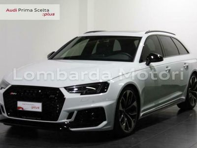 usata Audi RS4 Avant 2.9 tfsi quattro 450cv tiptronic