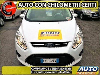 used Ford C-MAX 1.6 GPL Plus DISTRIBUZIONE FATTA