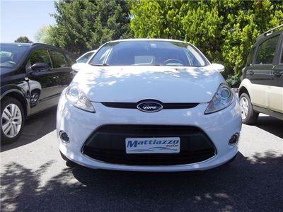 usata Ford Fiesta -
