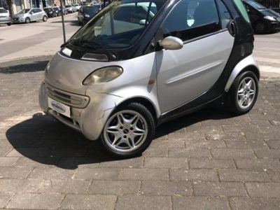 used Smart ForTwo Coupé 700 city- passion