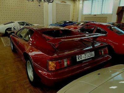 usata Lotus Esprit 2.0i turbo cat4 Ala Alta iscritta ASI