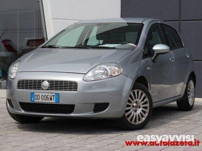 usata Fiat Grande Punto 1.3 mjt 75 cv da riparare 5 porte dynamic diesel