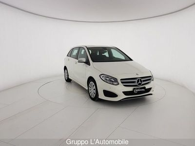 używany Mercedes B200 d (cdi) Business auto