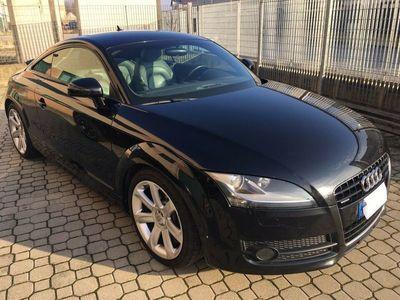 usata Audi TT Coupé 3.2 V6 quattro S tronic Navi Pelle Xeno Full