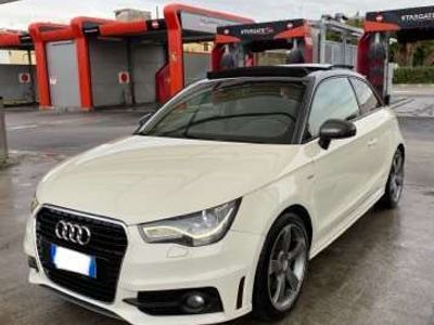 usata Audi A1 1.4 TFSI S tronic S line edition plus