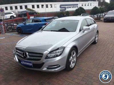 usata Mercedes 250 CLS Classe SBcdi BE auto