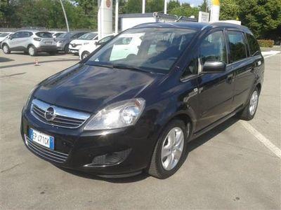 usata Opel Zafira 1.7 CDTI 125CV Enjoy del 2012 usata a Mirandola