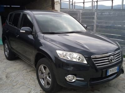 usata Toyota RAV4 2.2 luxury 4wd - 2012