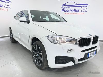 usata BMW X6 (f16/f86) - 2016
