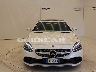 usata Mercedes E250 SLC d Premium auto