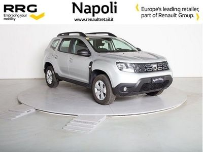 second-hand Dacia Duster 1.5 dCi 8V 110 CV Start&Stop 4x2 Comfort