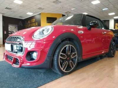 usata Mini John Cooper Works Cabriolet John Cooper Works 2.0 FULL OPTION