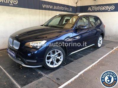 usata BMW X1 X1xdrive18d xLine