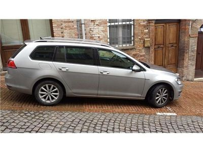 usata VW Golf Variant 1.6 TDI 110 CV Executive Bl