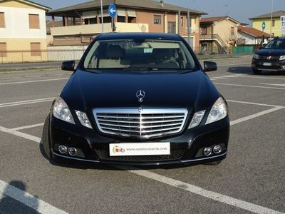 usata Mercedes E250 CDI BlueEFFICIENCY Elegance