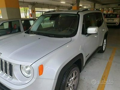 usata Jeep Renegade limited jtd 120 cv