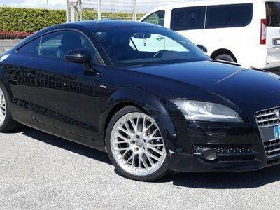 begagnad Audi TT Coupé 2.0 TFSI usato