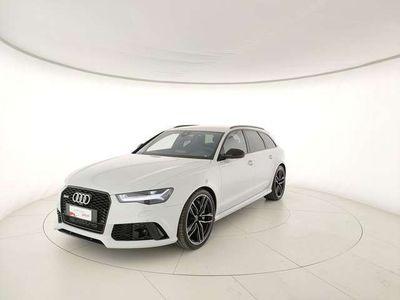 usata Audi RS6 RS6 avant4.0 tfsi performance quattro tiptronic