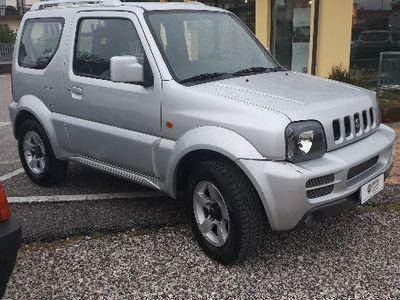 used Suzuki Jimny 4x4- 1.3 benzina
