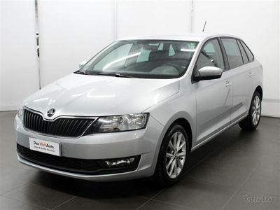used Skoda Rapid Spaceback 1.4 TDI 90 CV DSG Ambition